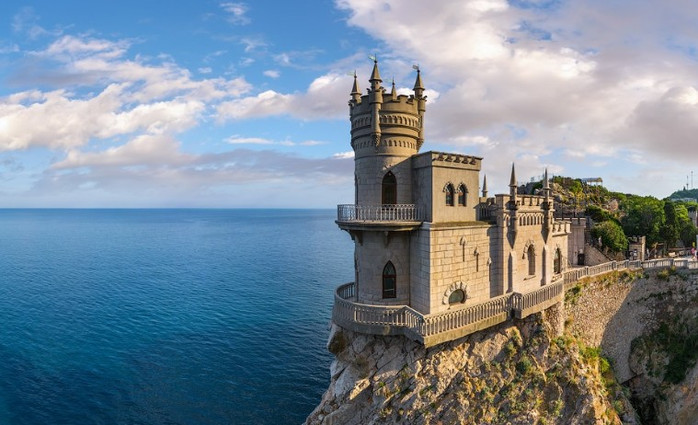 В Крым на автомашине