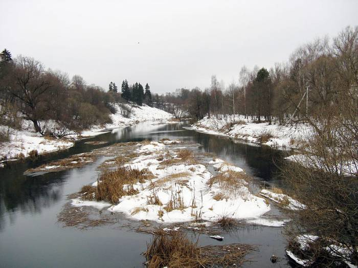 река кема рыбалка