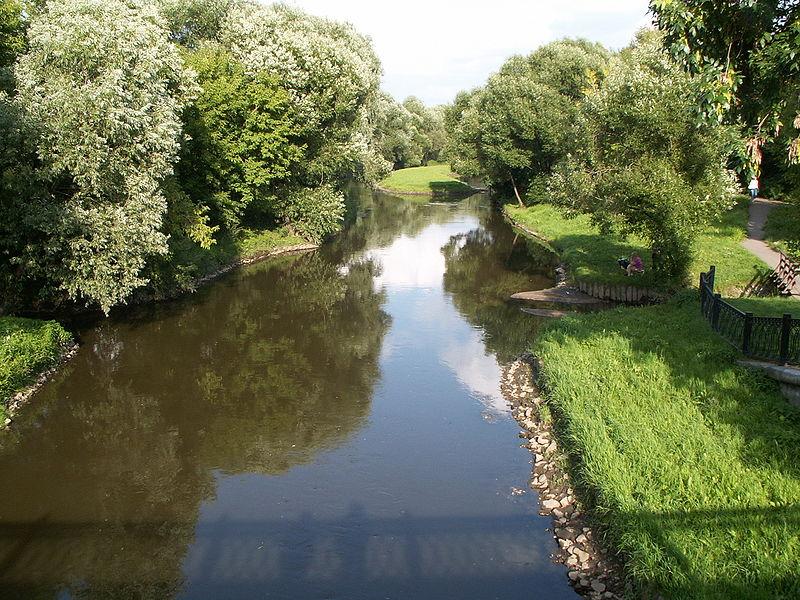 Рыбалка и отдых на реке Яуза