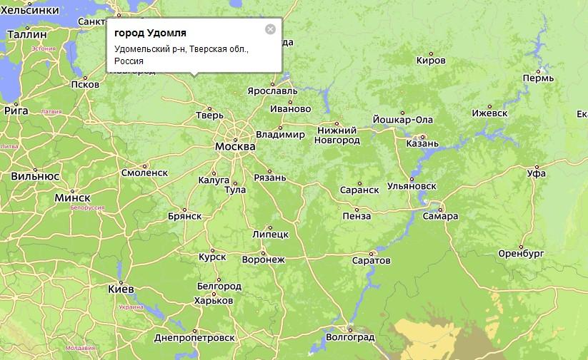района в Тверской области.