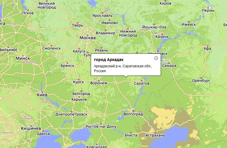 Карта Южно-Сахалинска, адреса, компании, улицы