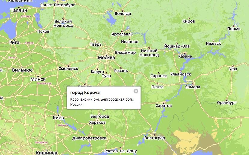 Карта Брянска С Улицами