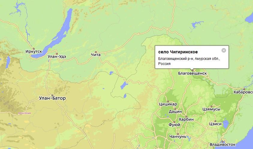 Где находится река унаха