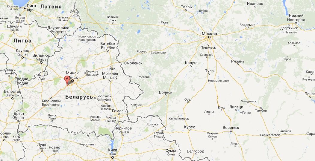 Дзержинск Карта Города С Номерами Домов И Улиц