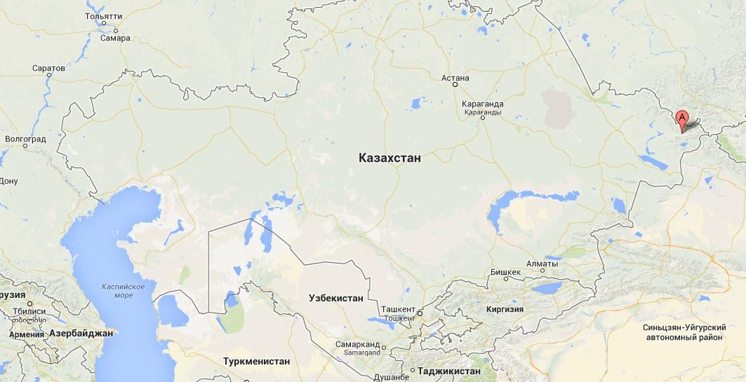 Катон-Карагайский Район Рахмановские Ключи