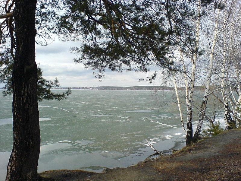 Шарташ – бессточное озеро на