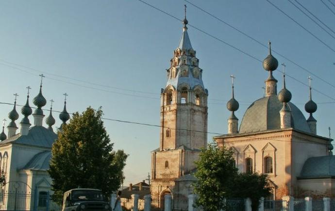 Погода на месяц город калининград