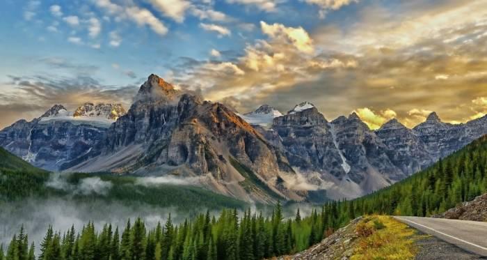 Долина десяти пиков