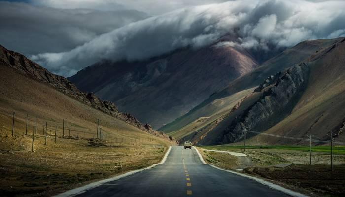 Долгая дорога в Тибет