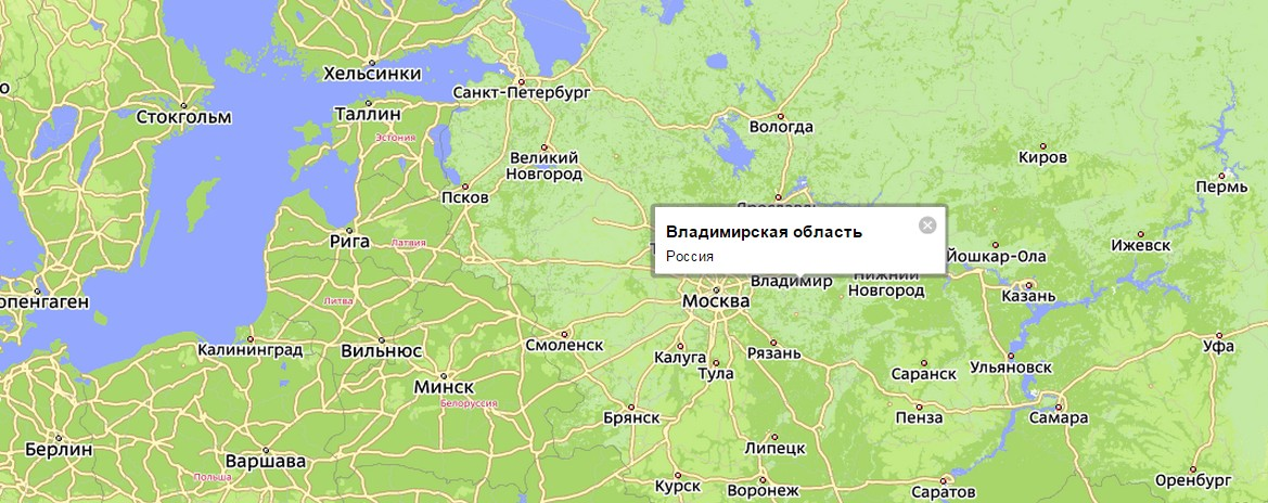 регистрация на сайте знакомств владимирская область