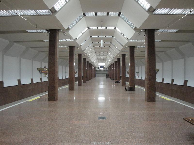 Новосибирского метро стала