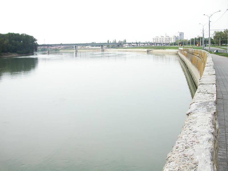 Рыбалка и отдых на реке Кубань