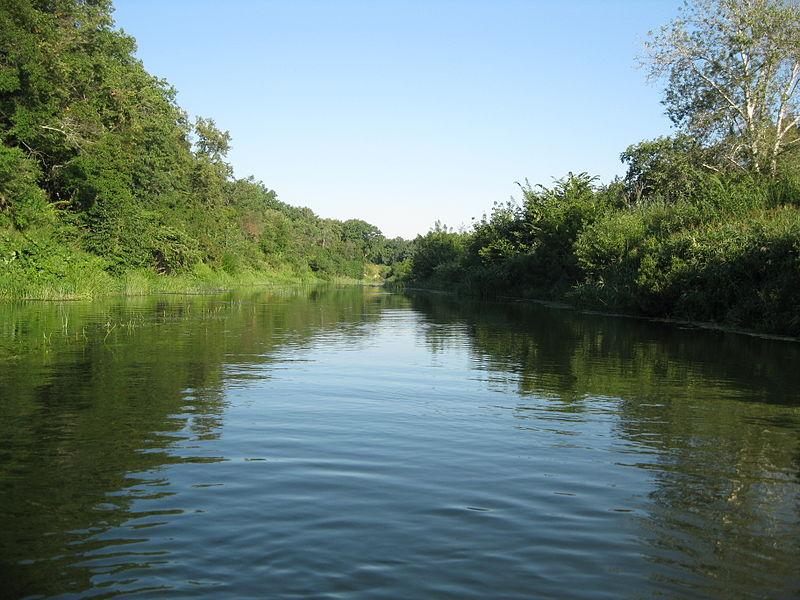 Река медведица на своём пути к дону