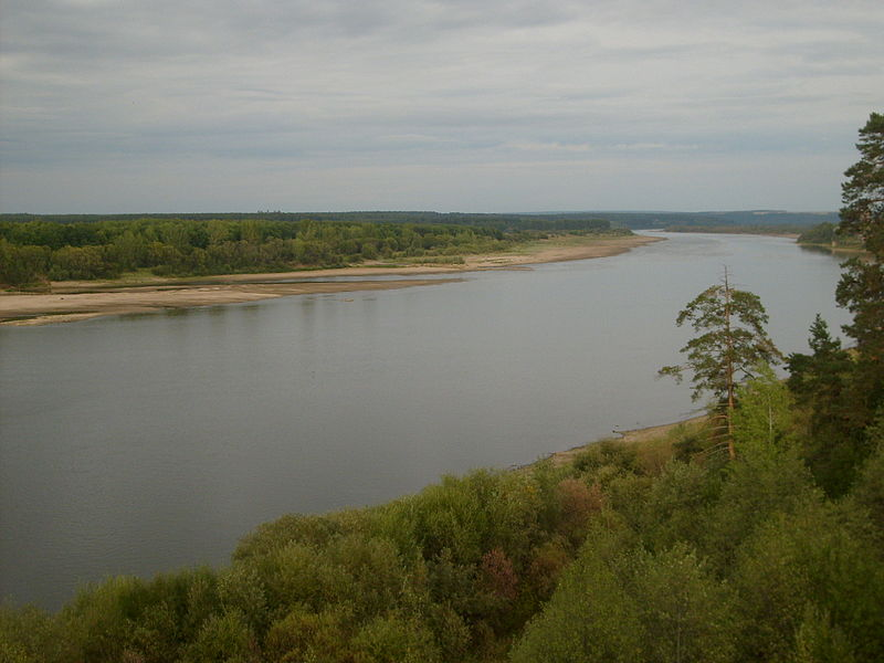 Рыбалка и отдых на реке Вятка