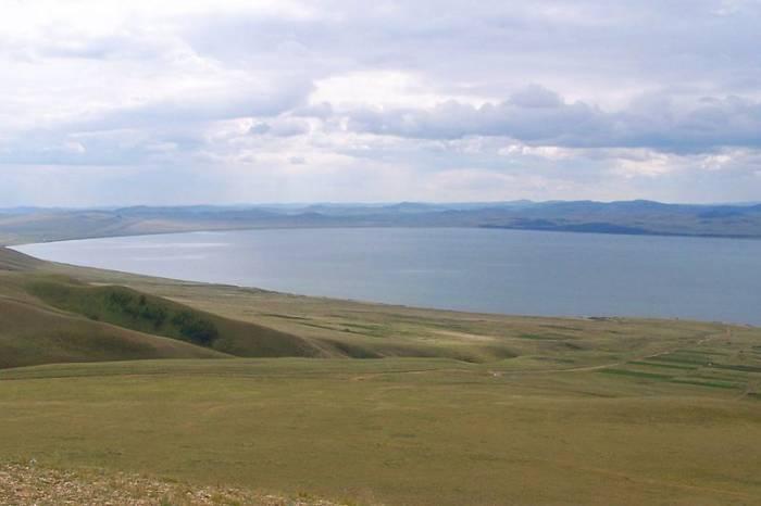 Озера Хакасии на карте