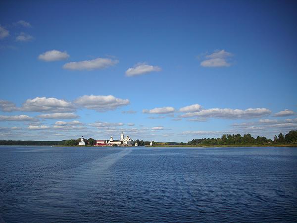 Озеро Селигер на карте