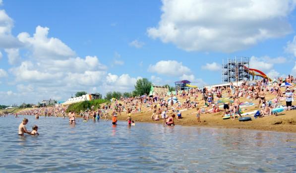 Большое Яровое озеро