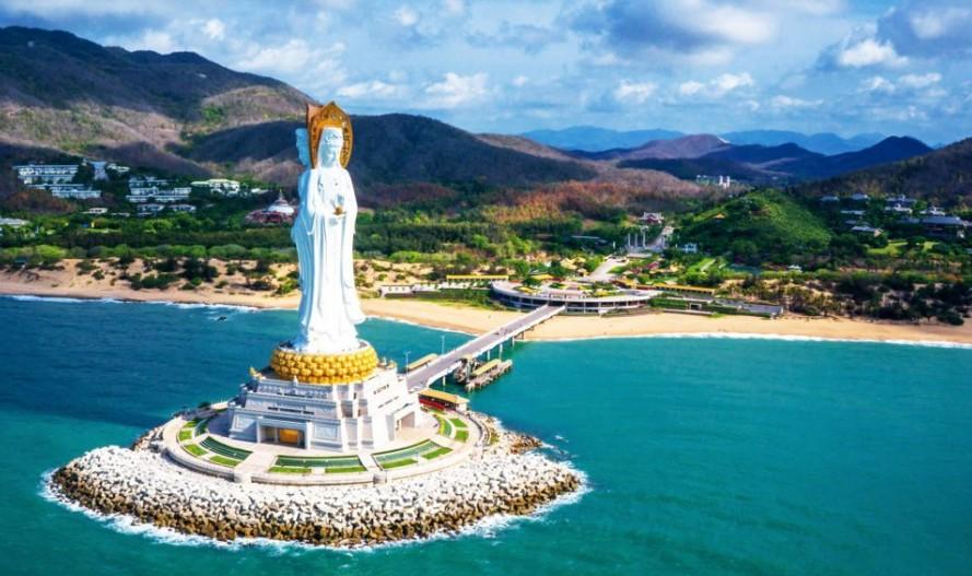 Отправляемся на остров Хайнань
