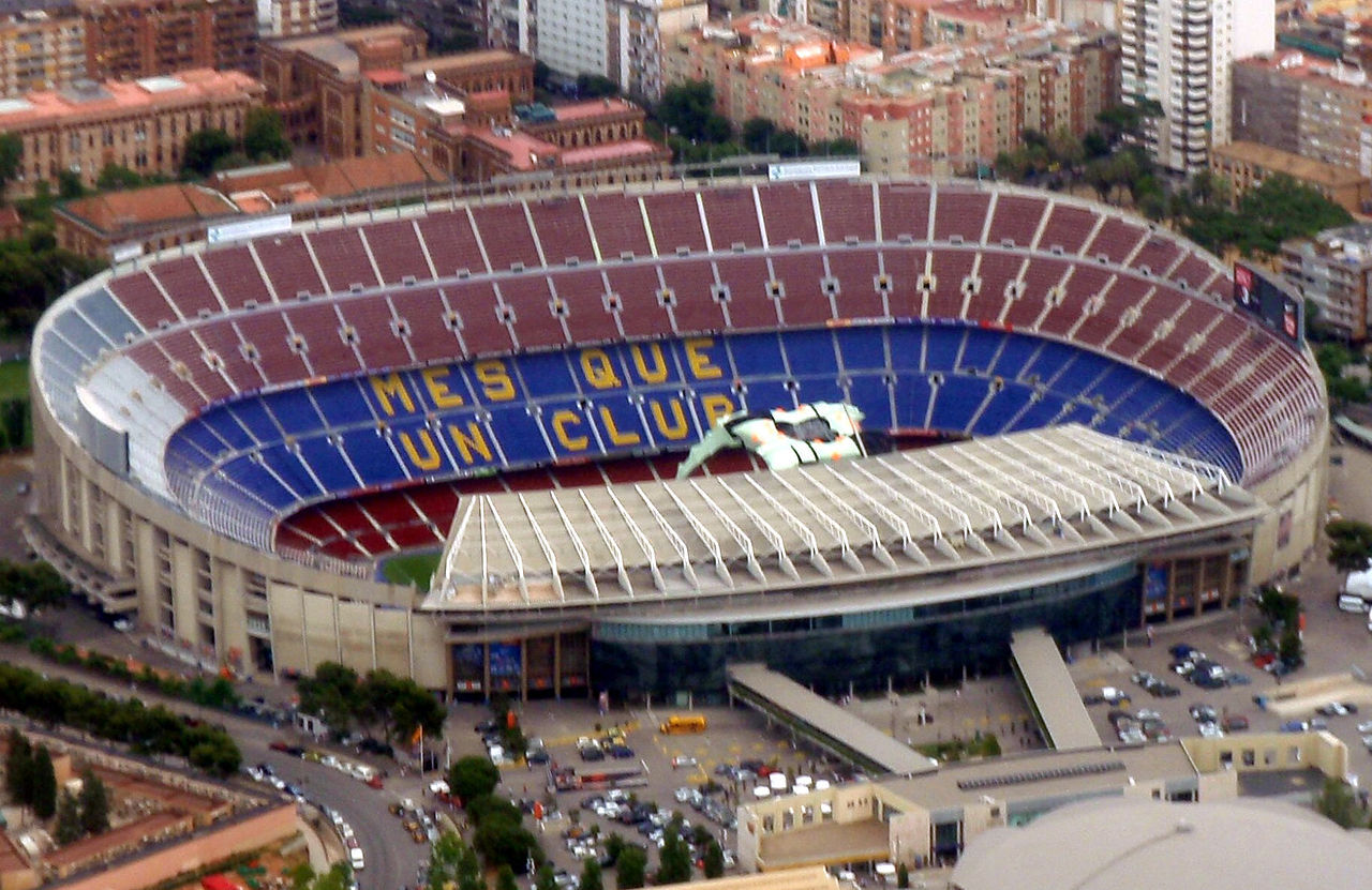 Великий стадион Камп Ноу