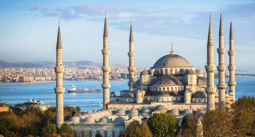 5 крутых достопримечательностей Стамбула