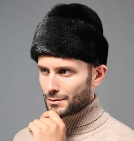 Почему мужская шапка из меха лучше другой обычной шапки
