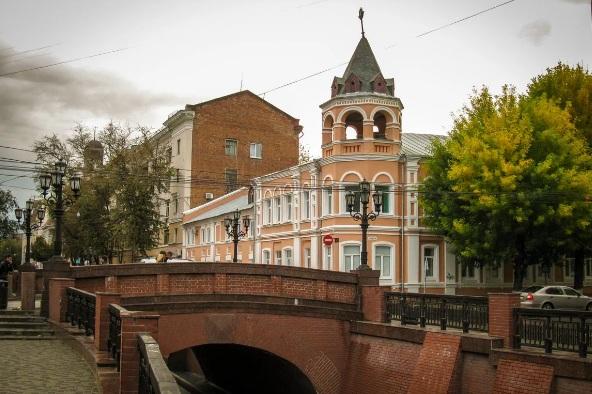 Великолепный Воронеж. Что посмотреть?