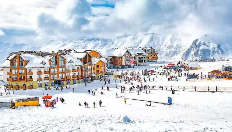Лучшие горнолыжные курорты Грузии. Бакуриани