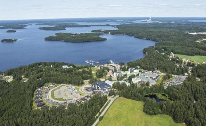 Финляндия на карте. Природные особенности. Отели