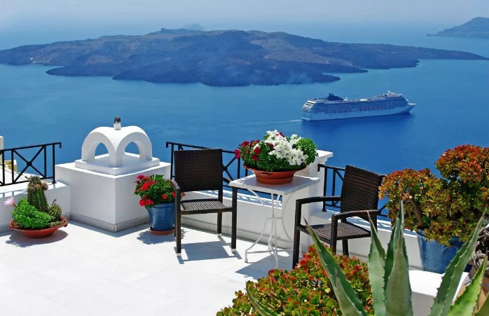 Преимущества жизни в Греции