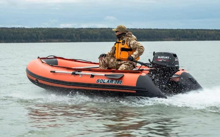 Электрический насос для надувных лодок: особенности и преимущества